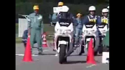 Honda Vfr 750p Police Superbike.avi