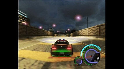Nfs Underground 2 - What The Hell .. ??????????