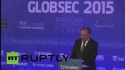 Slovakia: President Kiska predicts 'years of instability' at GLOBSEC