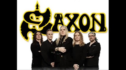 Saxon - Motorcycle Man
