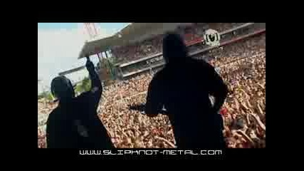 Slipknot - Spit It Out (live Sydney 2005)