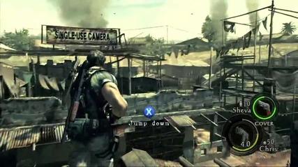 Resident Evil 5_ Gameplay Hd