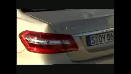 2010 Mercedes E Class.avi