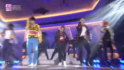 Bts - Dionysus Inkigayo 20190421