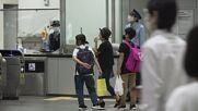 Japan: Commuters rush home as Chanthu typhoon nears Hiroshima