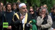"Germany: Med migrant victim funeral held in Berlin as activists ""shame"" EU"