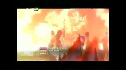 ! ! Евровизия Армения Eva Rivas - Apricot Stone