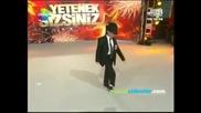 Turkeys got talent - Kaan Bayba