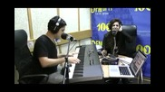 Yinon Yahel ft. Maya Simantov - So Far Away (live Acoustic Version) 100fm