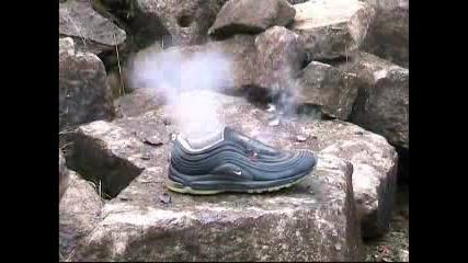 Яко Взривяване На Маратонки Nike