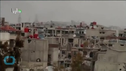 Islamic State Attacks Army-Held Areas Near Homs