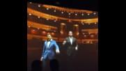 David Bisbal canta para Sublimotion en el Teatro Real