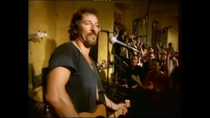 Bruce Springsteen - Hungry Heart 1995