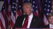 USA: 'We must reclaim our country's destiny' – Trump delivers victory speech