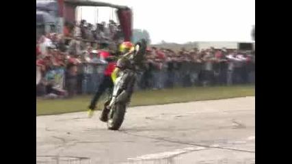 world championship of stunt 2007 - Hungary
