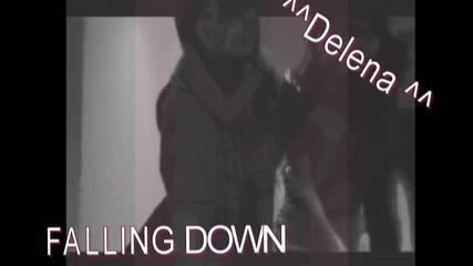 Delena ;; Falling Down