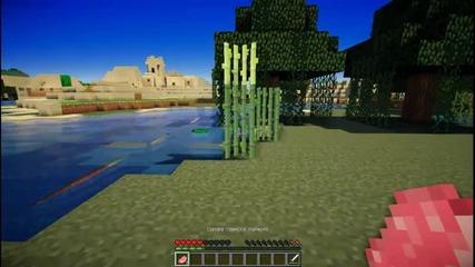 Minecraft Оцеляване с Ditzon! Епизод 1 - Малко Информация.