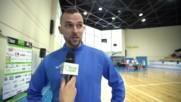 Кирил Райков бе Ментор в Турнира по Баскетбол