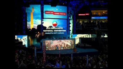 Демократическата партия в САЩ откри своя предизборен конгрес