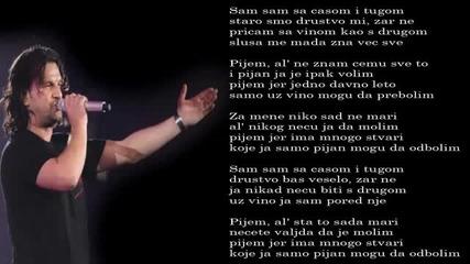 Aca Lukas - Pijem - (Audio - Live 1999)