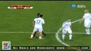 28.06.2010 Холандия - Словакия 2:0 Гол на Уесли Снайдер - Мондиал 2010 Юар