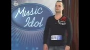 Music Idol Bg - Пародия