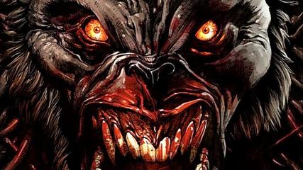 Figure - The Werewolf