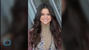 Selena Gomez Risks Nip-Slip in Cleavage-Baring Photo