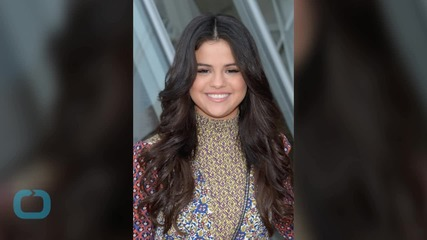 Selena Gomez Risks Nip-Slip in Cleavage-Baring Photo