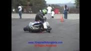 Motorsports - Gsxr750 - Rolling Burnout