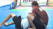 Упражнения за ключове от сайд контрол с Кристиян Попов
