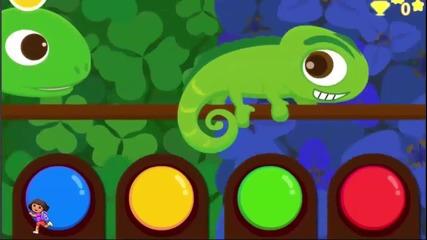 Развивающий мультик для детей, Лесная Сказка мультфильм про животных