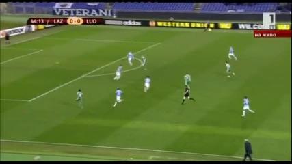 Лудогорец връхлетя Рим. Лацио 0-1 Лудогорец   20.02.2014г.