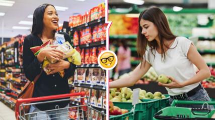Топ 5 трикове, с които супермаркетите успяват да ни накарат да купуваме повече