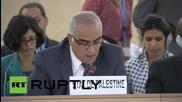 Switzerland: 'Israeli leadership bears primary responsibility for war crimes'- UN Palestine delegate