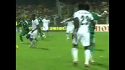 Ghana - Nigeria 2:1 03.02