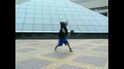 Streetball Freestyle