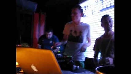 Evelinski & Svetlesse @ Club Opium , Plovdiv (07.05.2011)