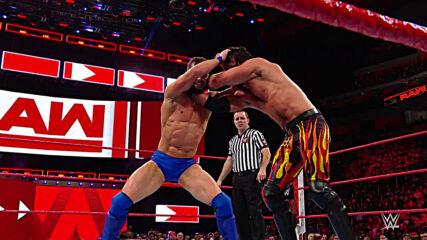 Finn Bálor vs. Seth Rollins: Raw, March 12, 2018 (Full Match)