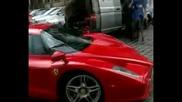 Ferrari Enzo in Prague