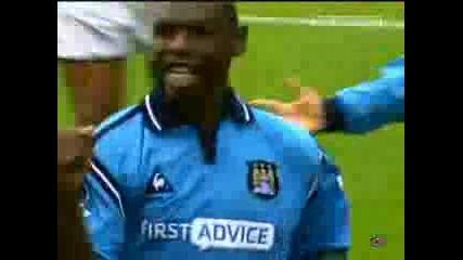 Man City - Man Utd 3 - 1