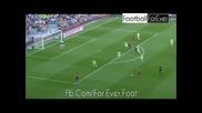 Барселона - Осасуна 3:0, Иниеста (34)