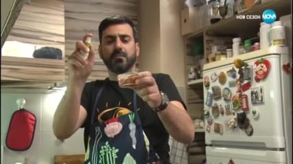 """Кулинарни изненади и експерименти със Стефан Щерев в """"Черешката на тортата"""" (14.12.2018) - част 2"""