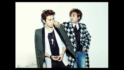"(бг превод)07. Super Junior D&e - Growing Pains [japanese] Album ""present"""