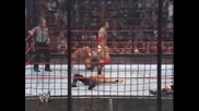 Wwe 2005 New Years Revolution - Elimination Chamber Orton, Batista, Triple H, Benoit, Jericho, Edge