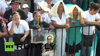 El Salvador: 250,000 celebrate beatification of Archbishop Oscar Romero