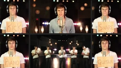 Rolling In The Deep - Adele - Mike Tompkins - Beatbox