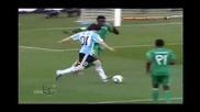 Argentina - Nigeria Full Highlights and Goals 2010