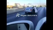 Oкачени араби на магистрала