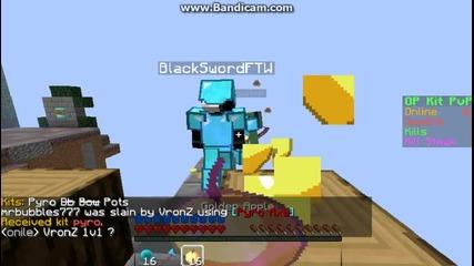 Minecraft Pvp Ep3